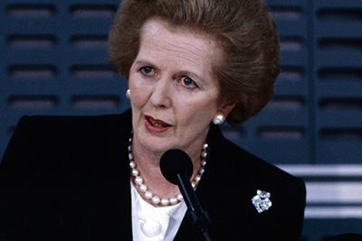Знаменитую брошь Маргарет Тэтчер стоимостью 25 тысяч фунтов продадут на торгах