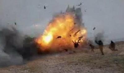 Группа российских военных по ошибке попала под мощный артиллерийский обстрел на Донбассе: разведка узнала, сколько российских солдат погибло