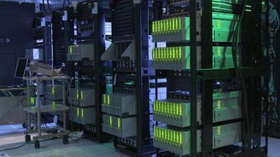 Hewlett Packard создала суперкомпьютер с рекордным объемом памяти