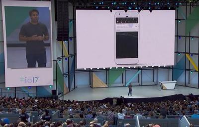 Google презентовала новый Android