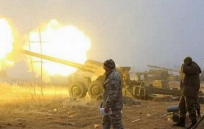 Боевики открыли огонь по Бердянскому и Широкино