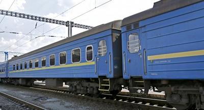 Українці стали менше їздити залізницею до Росії