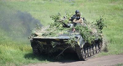 В штабе АТО сообщили о резкой активизации военных действий на Донбассе