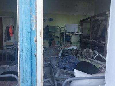 Боевики нанесли удар по пограничникам