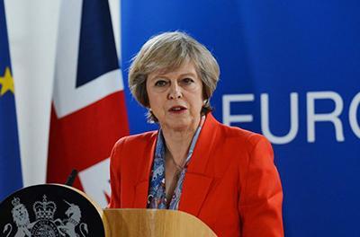 Тереза Мэй решила сформировать новое правительство Великобритании