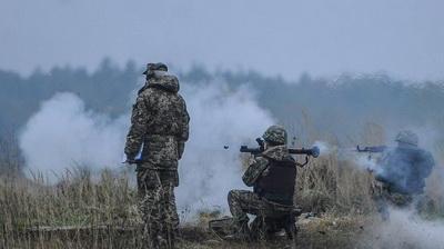 Боевики 16 раз обстреляли позиции сил АТО с начала суток