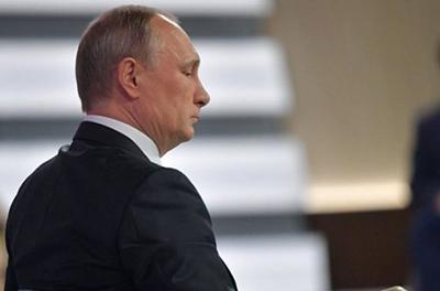 Путин рассказал, когда аннексирует Донбасс