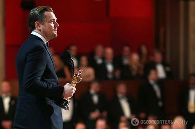 У Ди Каприо отобрали с трудом полученный «Оскар»
