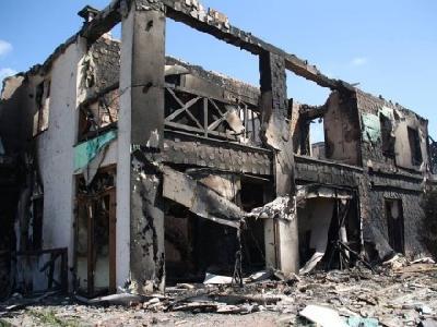 Бойовики обстріляли житлові квартали на маріупольського напрямку - Міноборони