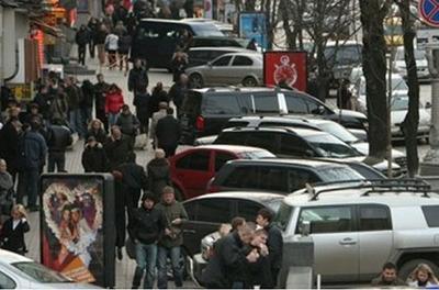 Украинских водителей попробуют прищучить еще одним штрафом