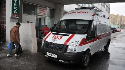 В Киеве произошел взрыв на заводе, травмирован работник