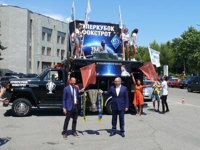Одесса готовится принять Суперкубок Украины по футболу