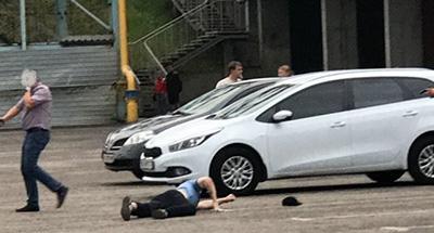 СБУ у Харкові зі стріляниною затримала терористів ІДІЛ