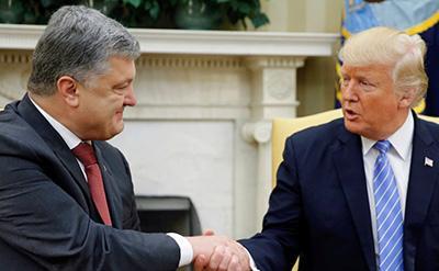 Політолог розповів, через кого Порошенко передавав гроші Трампу (відео)