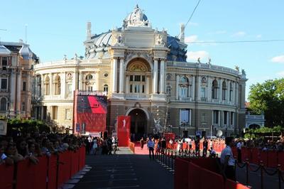 В Одессе в восьмой раз открылся международный кинофестиваль