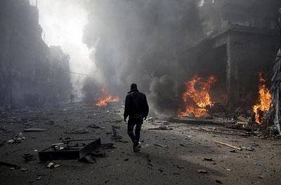 У російському посольстві прогриміли вибухи: є постраждалі