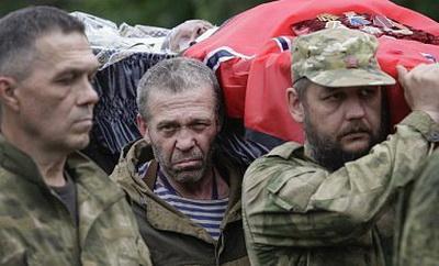 Стали известны потери боевиков на Донбассе за неделю