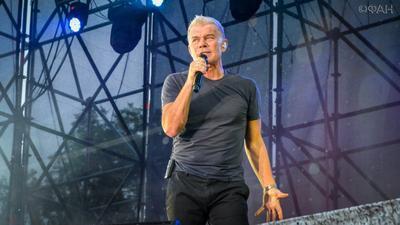 В Донецке и Луганске выступил запрещенный в Украине певец