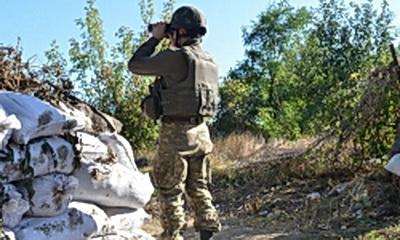 Сводки Штаба АТО: гибель украинского военнослужащего, условное перемирие и отказ России от своих солдат на Донбассе