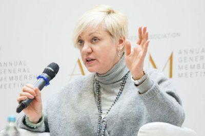 Гонтарева после отпуска не планирует возвращаться к работе в НБУ