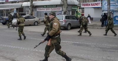 Пророссийские боевики беспредельничают в Донецке