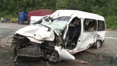 Жуткое ДТП в Винницкой области: два человека погибли, водитель в реанимации