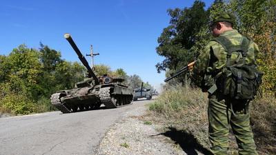 Разведка рассказала о проблемах боевиков на Донбассе