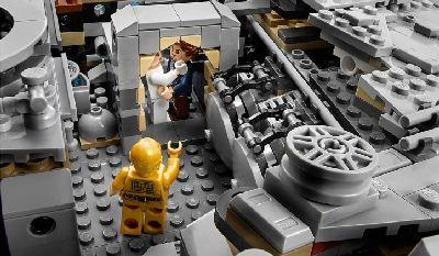 Lego выпустила самый большой конструктор из 7541 детали