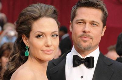 СМИ: Брэд Питт и Анджелина Джоли помирились