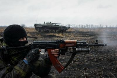 Боевики на Донбассе проведут военные учения синхронно с российско-белорусскими