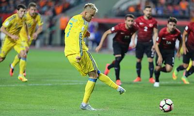 Андрей ЯРМОЛЕНКО, как и вся наша команда: отлично отыграл с Турцией и совершенно «потерялся» в Исландии.