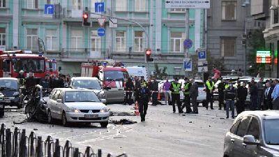 Взрыв в центре Киева: в сети рассказали, благодаря кому выжили ребенок с женщиной