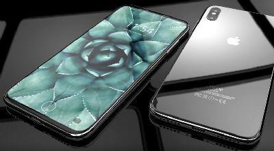 Стала известна стоимость iPhone 8