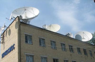«Укркосмос» начал спутниковое вещание региональных телеканалов
