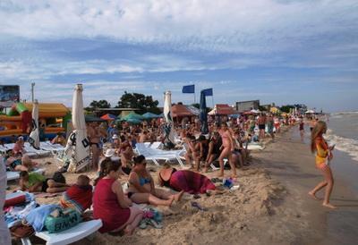 Рост цен до 50% не оставил курорты на Азовском море без туристов