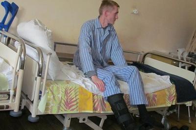 """После """"прорыва Саакашвили"""" госпитализированы десять пограничников. ВИДЕО"""