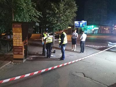 Разборки в Одессе закончились взрывом гранаты: есть пострадавшие.
