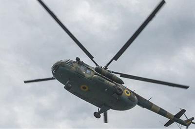Вертолет президента убил руководителя аэропорта