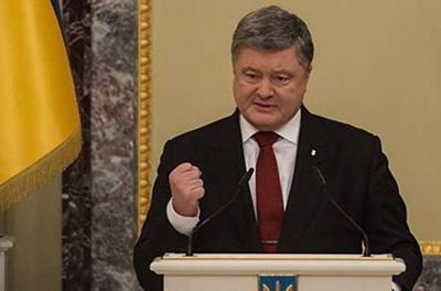 """""""Нас просто не станет"""": Порошенко озвучил пессимистический сценарий для Украины"""