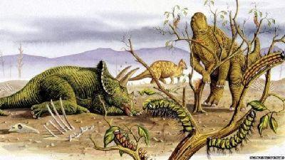 Ученые сделали невероятное открытие о динозаврах
