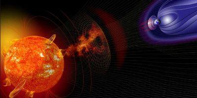 Ученые предупреждают о магнитных бурях в октябре