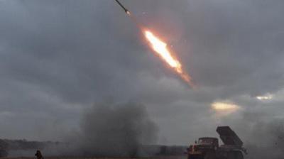 За сутки боевики 22 раза обстреляли позиции сил АТО на Донбассе: террористы применили «Грады»