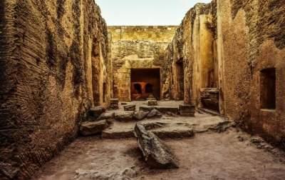 В Украине обнаружили уникальное древнее захоронение