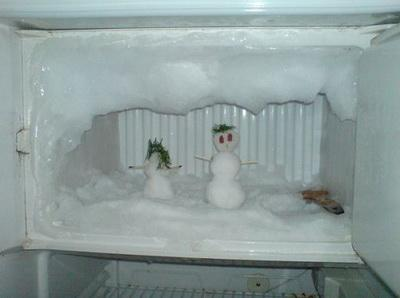 Перед тем, как выйти из дома, следует всегда оставлять монету в морозилке. Это сохранит ваше здоровье