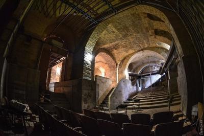 В Одессе появился первый в Украине подземный театр