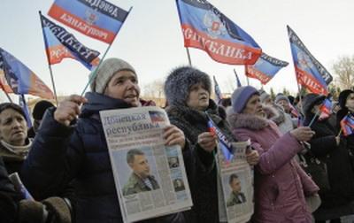 """Такого поворота """"асвабадители"""" не ожидали: """"шахтеры"""" и """"трактористы"""" Донецка отдают последнее после указа Захарченко об """"украинских"""" долгах"""