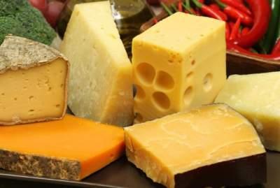 Лечебные свойства твердого сыра, о которых вы могли не знать