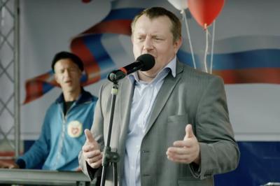 Группа «Ленинград» выпустила сатирический «предвыборный» клип (ВИДЕО)