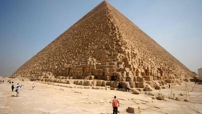 В пирамиде Хеопса обнаружили потайную комнату