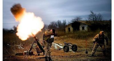 За сутки боевики 13 раз обстреляли позиции сил АТО на Донбассе